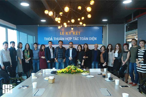 Việc ký kết thành công thỏa thuận hợp tác lần này giữa Công ty Cổ phần Siêu Chung Kỳ và Công ty TNHH Kiến trúc Apic đã mở ra cơ hội hợp tác kinh doanh cùng phát triển bền vững của hai bên.