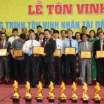 Công ty Cổ phần Siêu Chung Kỳ vinh dự đón nhận Tượng vàng Thánh Gióng