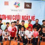 Công ty Cổ phần Siêu Chung Kỳ xây dựng sân chơi miễn phí cho trẻ em