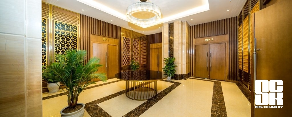Muong thanh luxury danang hotel sieu chung ky joint stock for Luxury hotel project