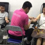 CB CNV Công ty Cổ phần Siêu Chung Kỳ hào hứng tham gia ngày hội hiến máu
