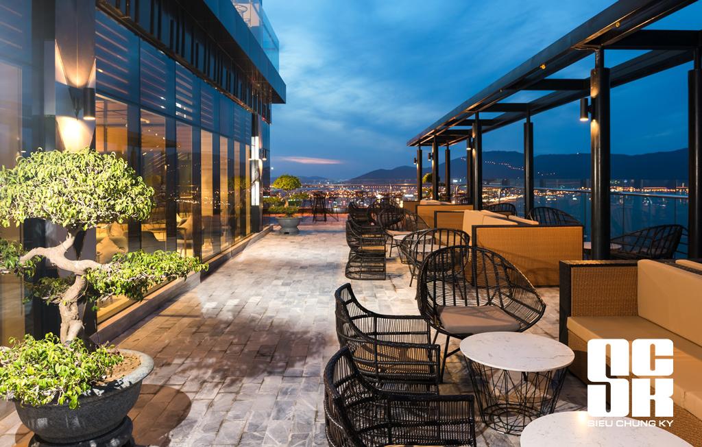 Rooftop Bar – Khách sạn Mường Thanh Luxury Đà Nẵng