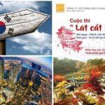 Công ty Cổ phần Siêu Chung Kỳ tổ chức, tham quan du lịch Hàn Quốc cho CBCNV năm 2017