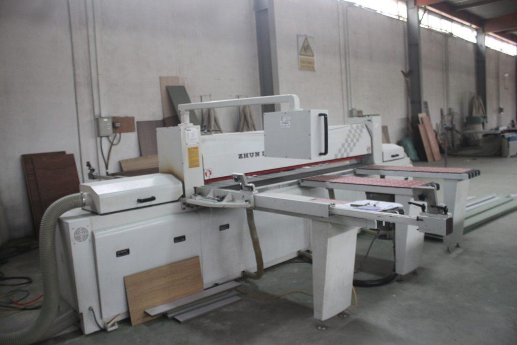 Máy cắt panel nhỏ ZhunDa ZS332