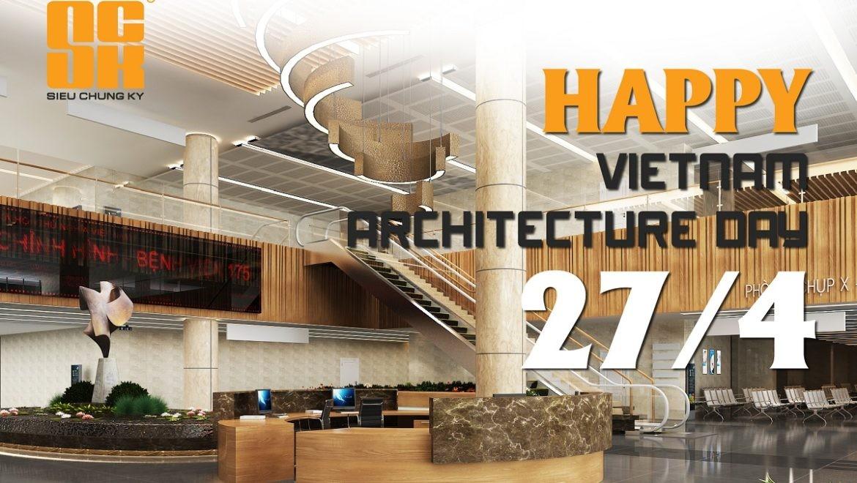 sck happy architecture day